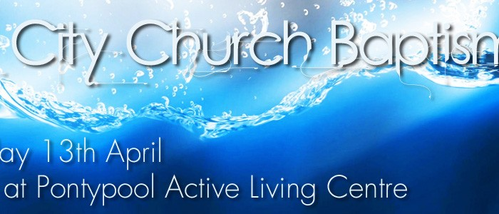 Baptism Service, April