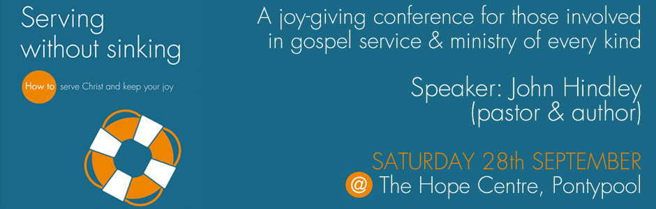 serving without sinking conf