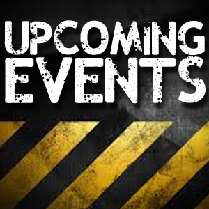 Upcoming Events: