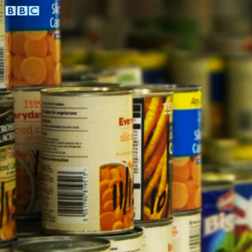 Foodbank on BBC Wales