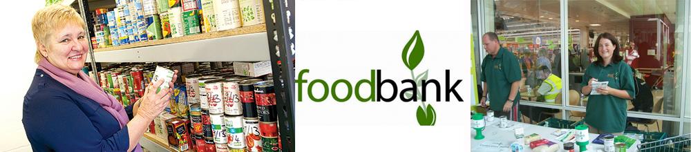 Food Bank montage