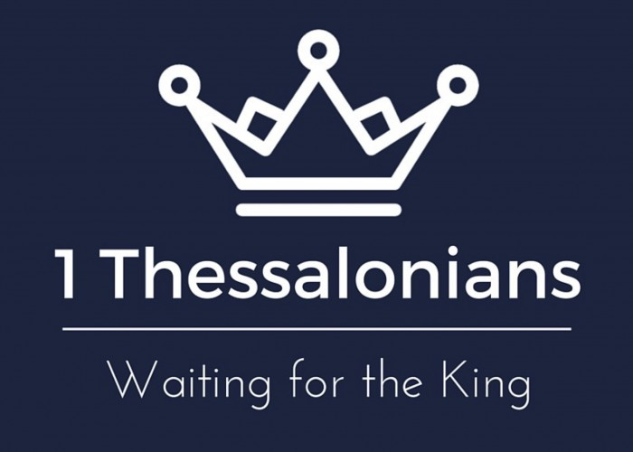 1 Thessalonians Week 4: Sanctification