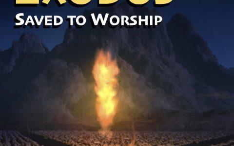 Exodus: Saved to Worship – Week 8: Moses on Mount Sinai