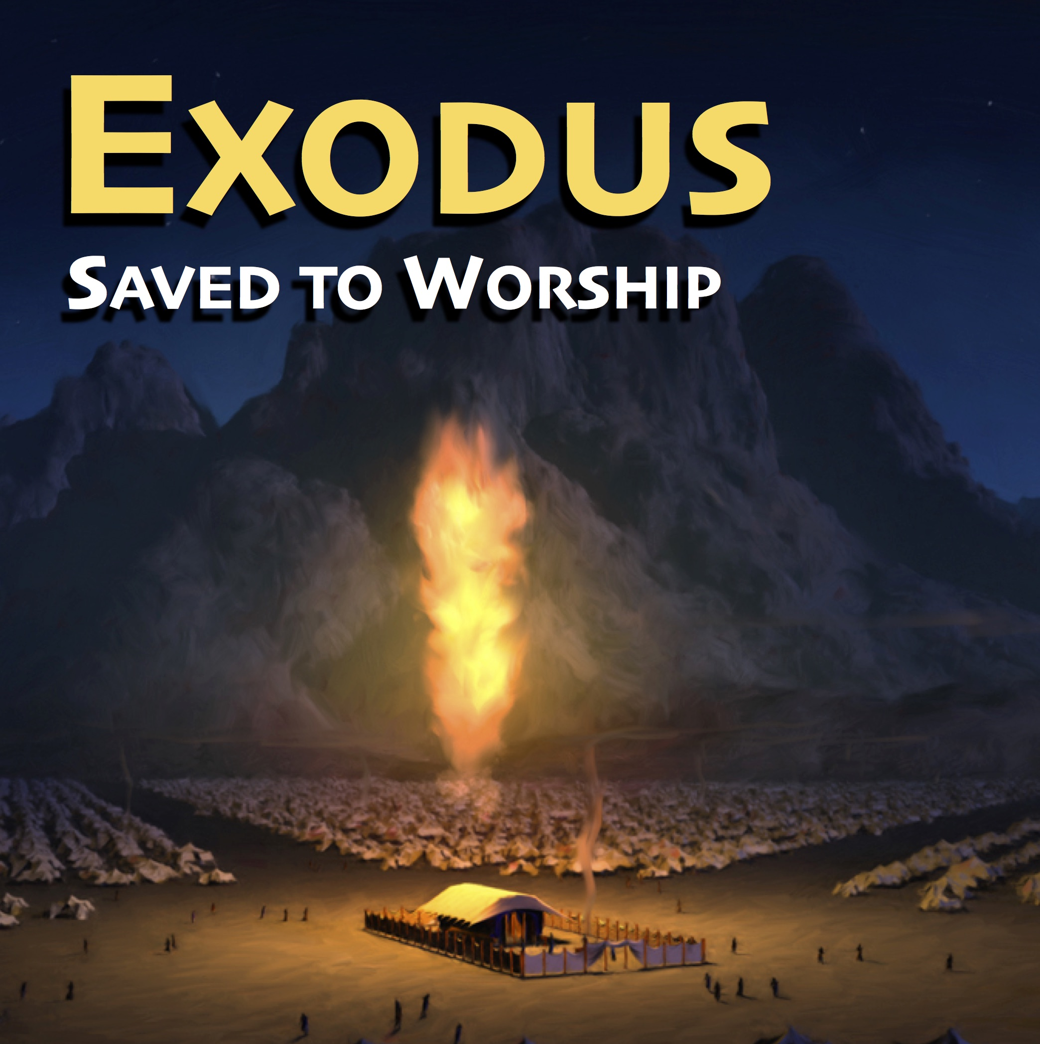 Exodus Week 13 – Conclusion