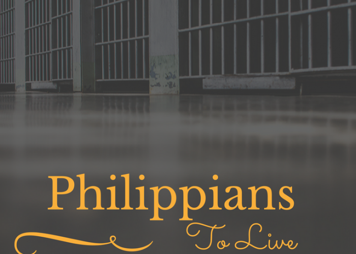 Philippians Week 2 – Gospel Advance