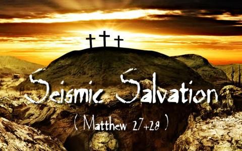 Seismic Salvation